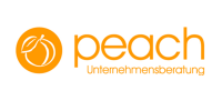 Logo peach Personal Ltd.
