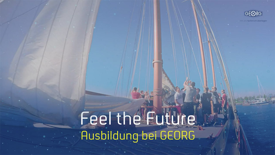 Ausbildung bei GEORG - Feel the Future