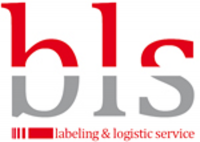 Logo BLS labeling  & logistic service GmbH