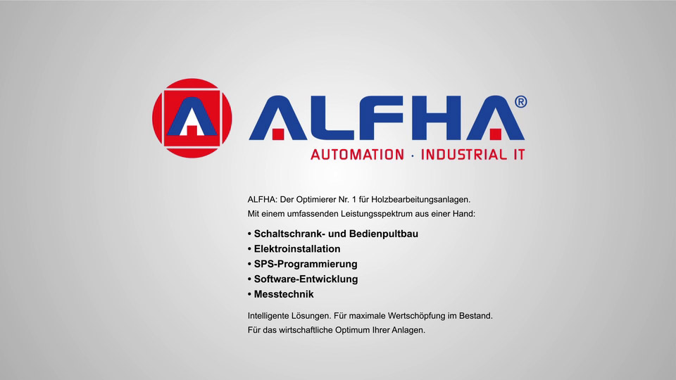 ALFHA - Automation & Industrial IT
