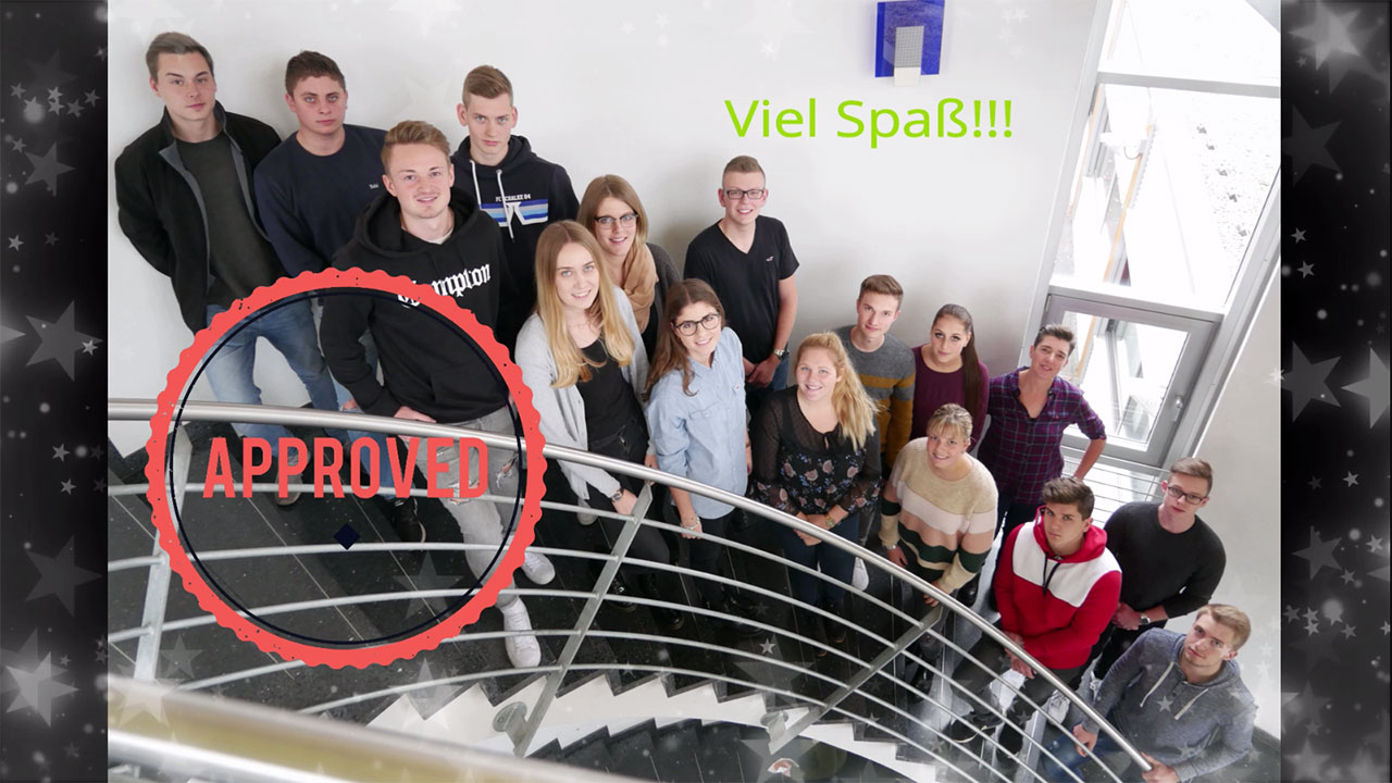 Video-Workshop für hashtag-ausbildung.de - #superazubis