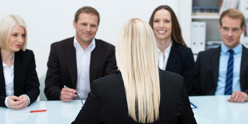Bewerbungstipps Bewerbungsgespräch Welches Verhalten Personaler
